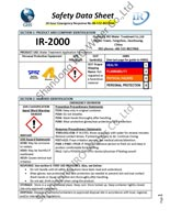 IR-2000 Carboxylate Sulfonate Copolymer SDS