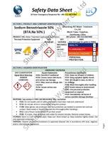 IR Sodium Benzotriazole SDS 50%