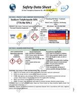 IR Tolyltriazole Sodium Salt SDS