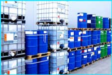 water treatment chemicals factory